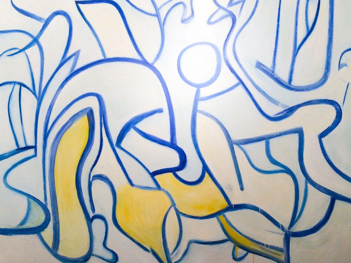 Art Basel Miami, De Kooning
