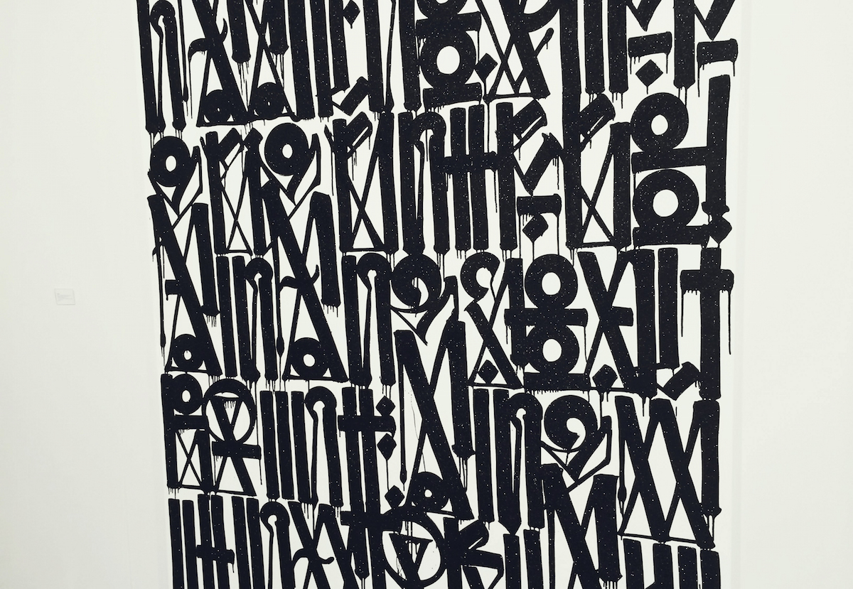 Retna, Art Basel Miami