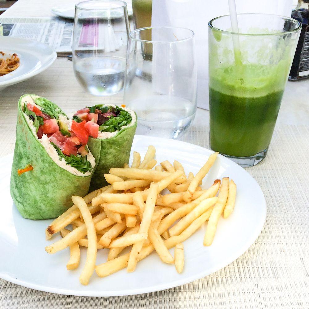 Miami Beach Lunch