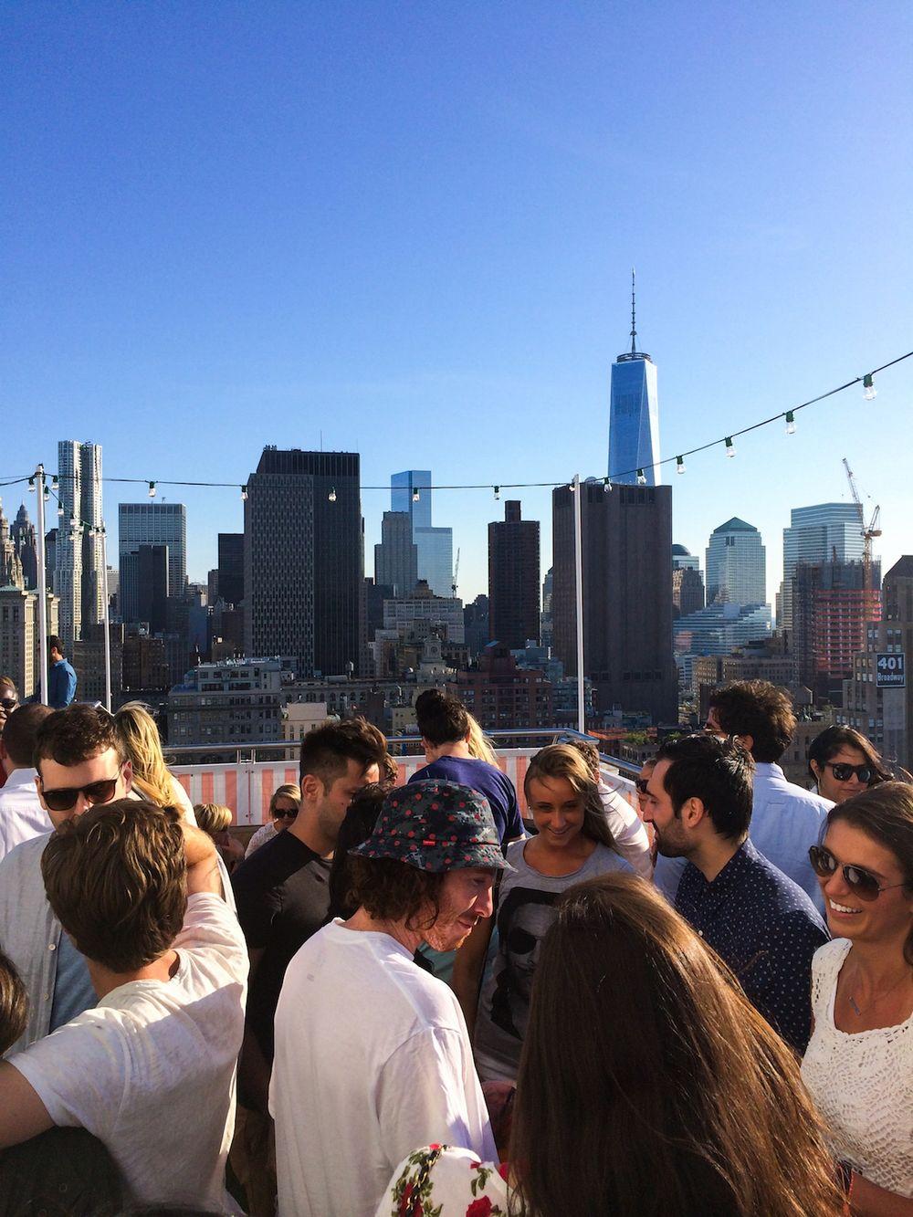 Mondrian Hotel NYC