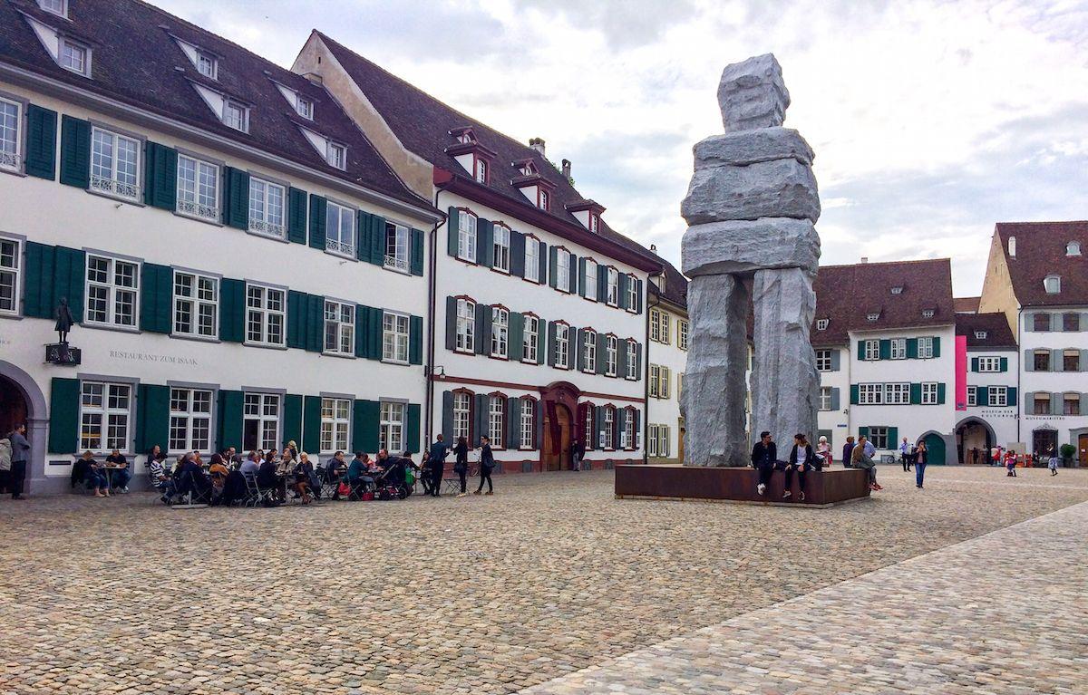 Art Basel Parcours
