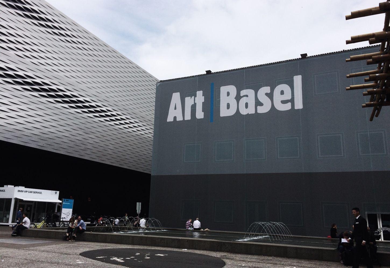 Art Basel Messeplatz