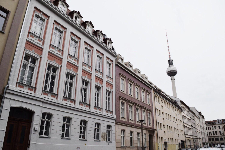 Berlin Architecture in Mitte