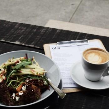 Berlin Café Oliv