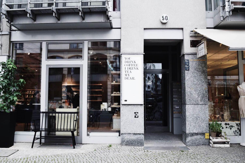 Paper & Tea Store Berlin