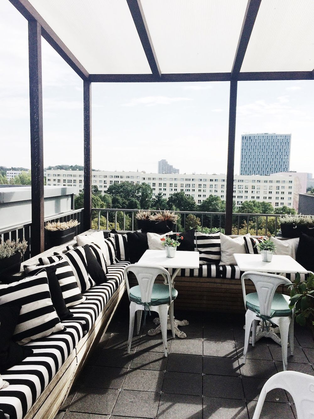 Soho House Berlin Roof