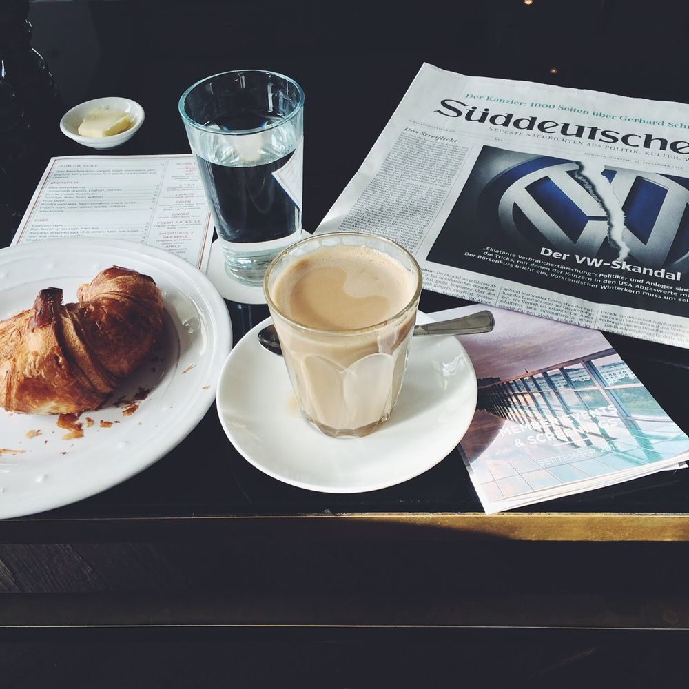Soho House Berlin Coffee and Breakfast