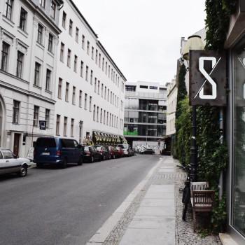 Wandering Berlin