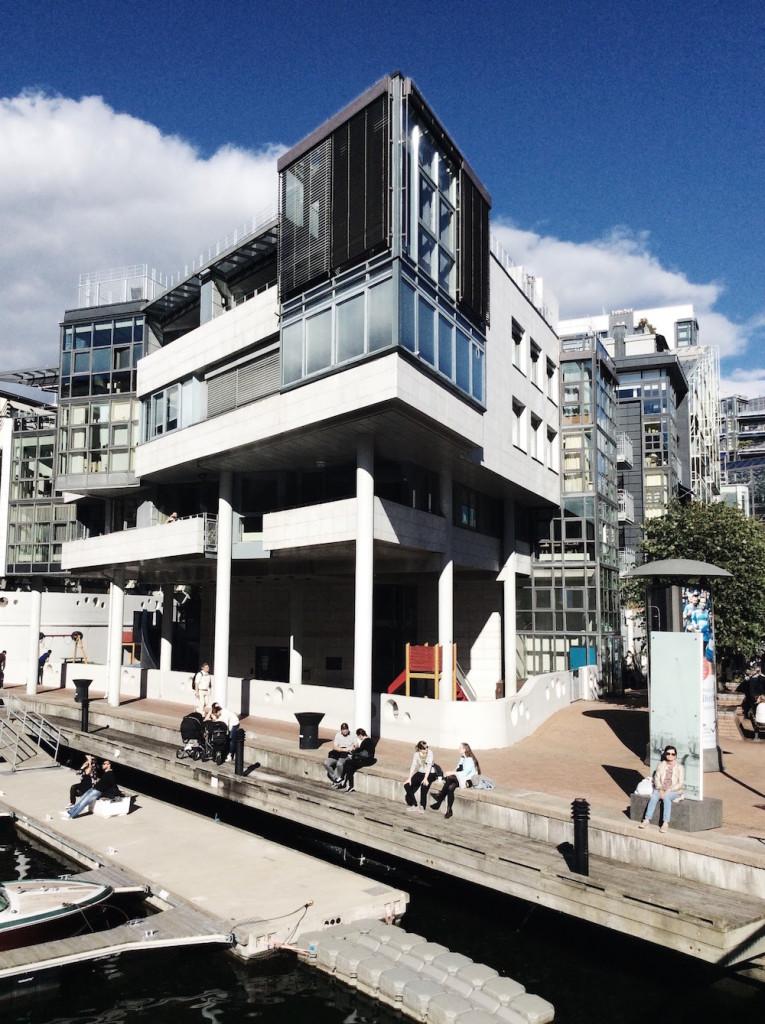 Oslo Modern Architecture