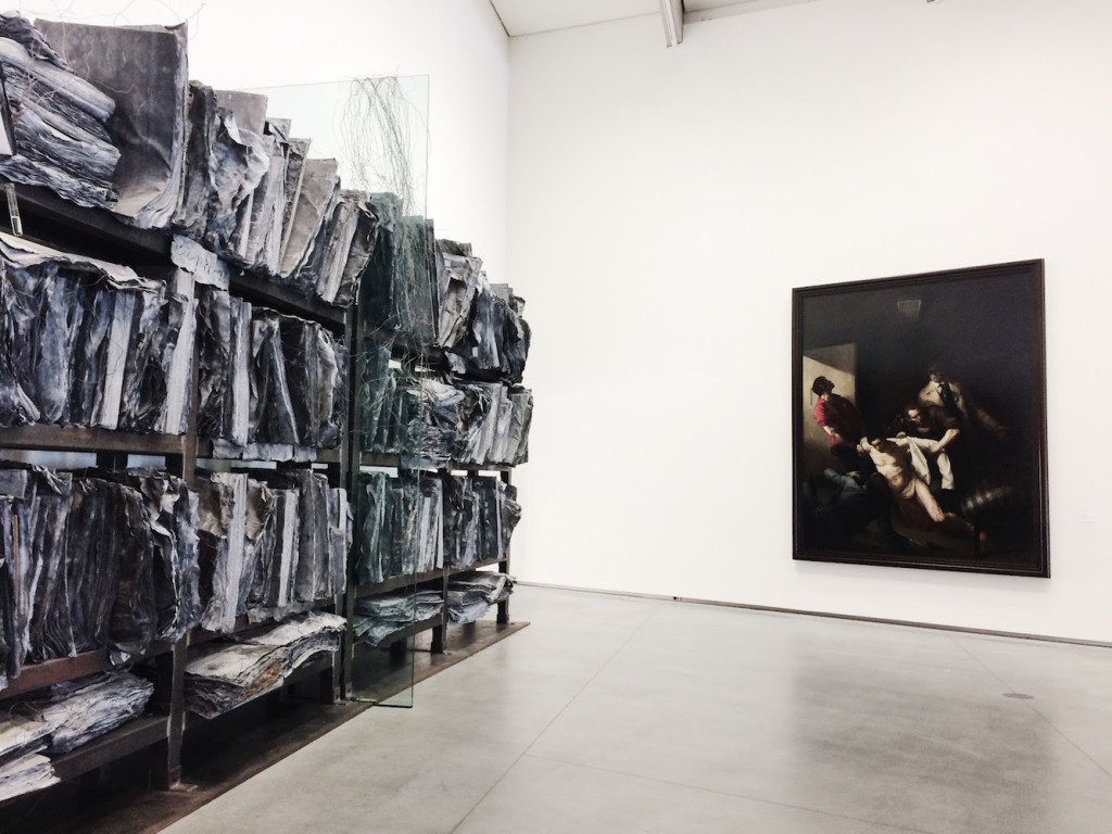 Astrup Fearnley Museet - Anselm Kiefer - The High Priestess