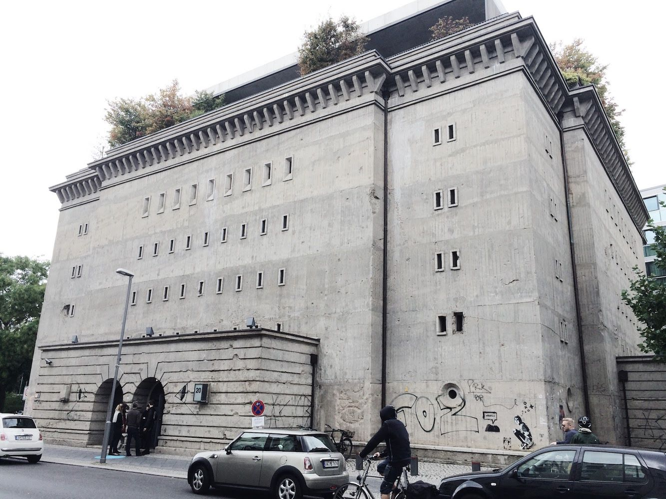 Sammlung Boros Bunker