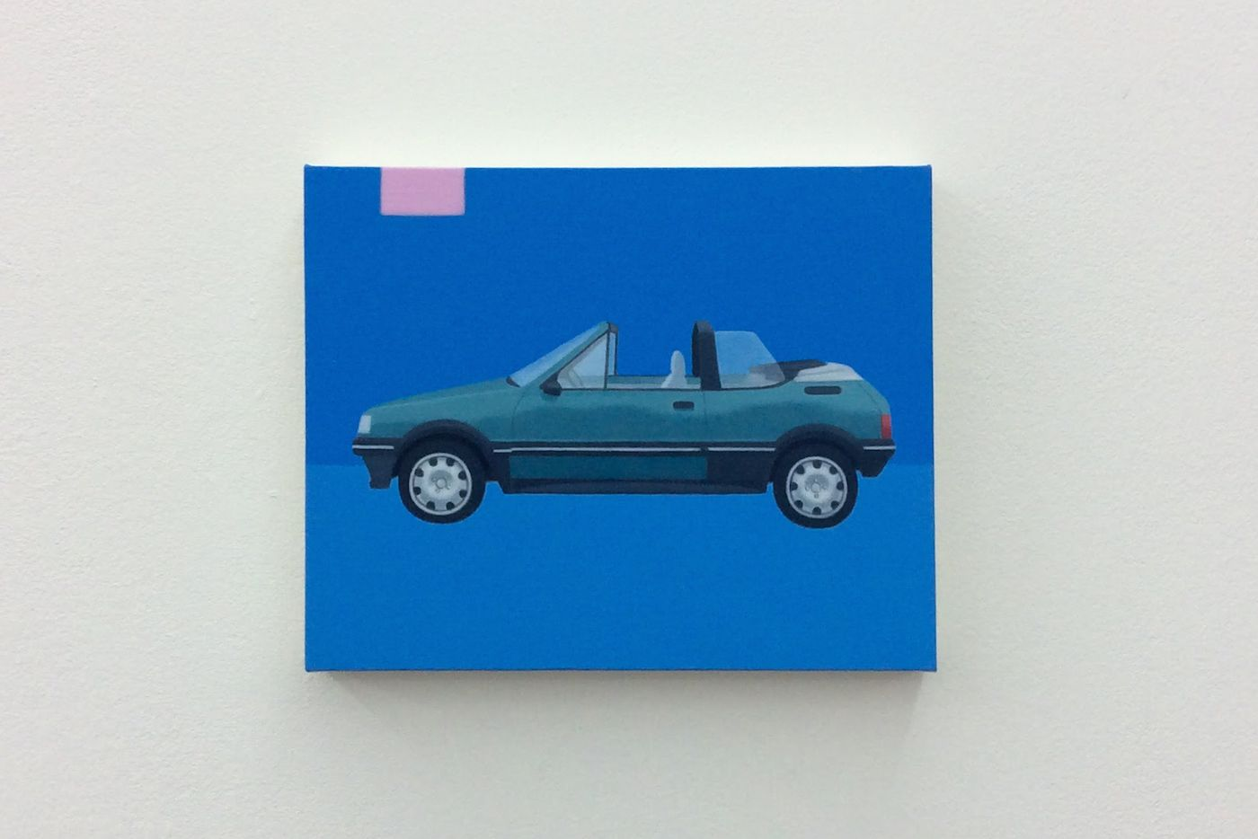 Ridley Howard, Lionel's Car, 2015