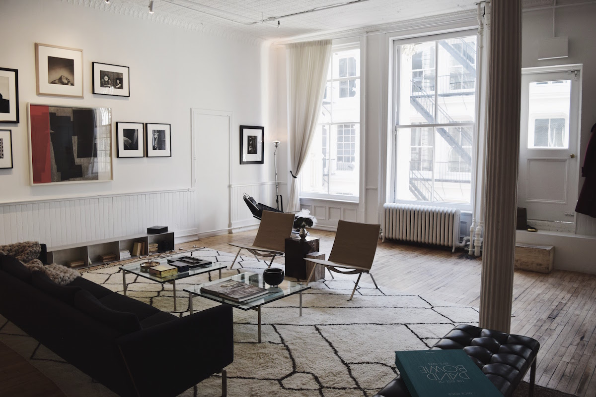 See inside a real NYC apartment at The Line