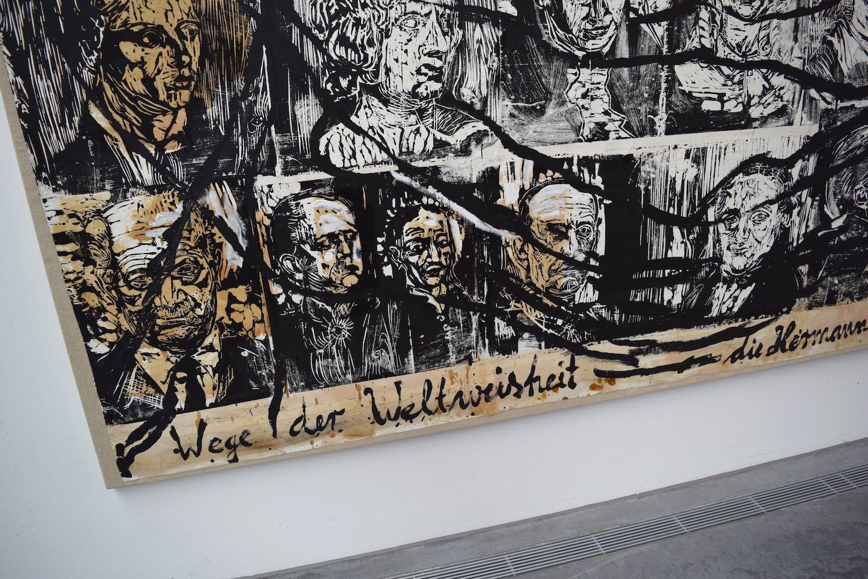 Anselm Kiefer, Sammlung Froehlich, Germany