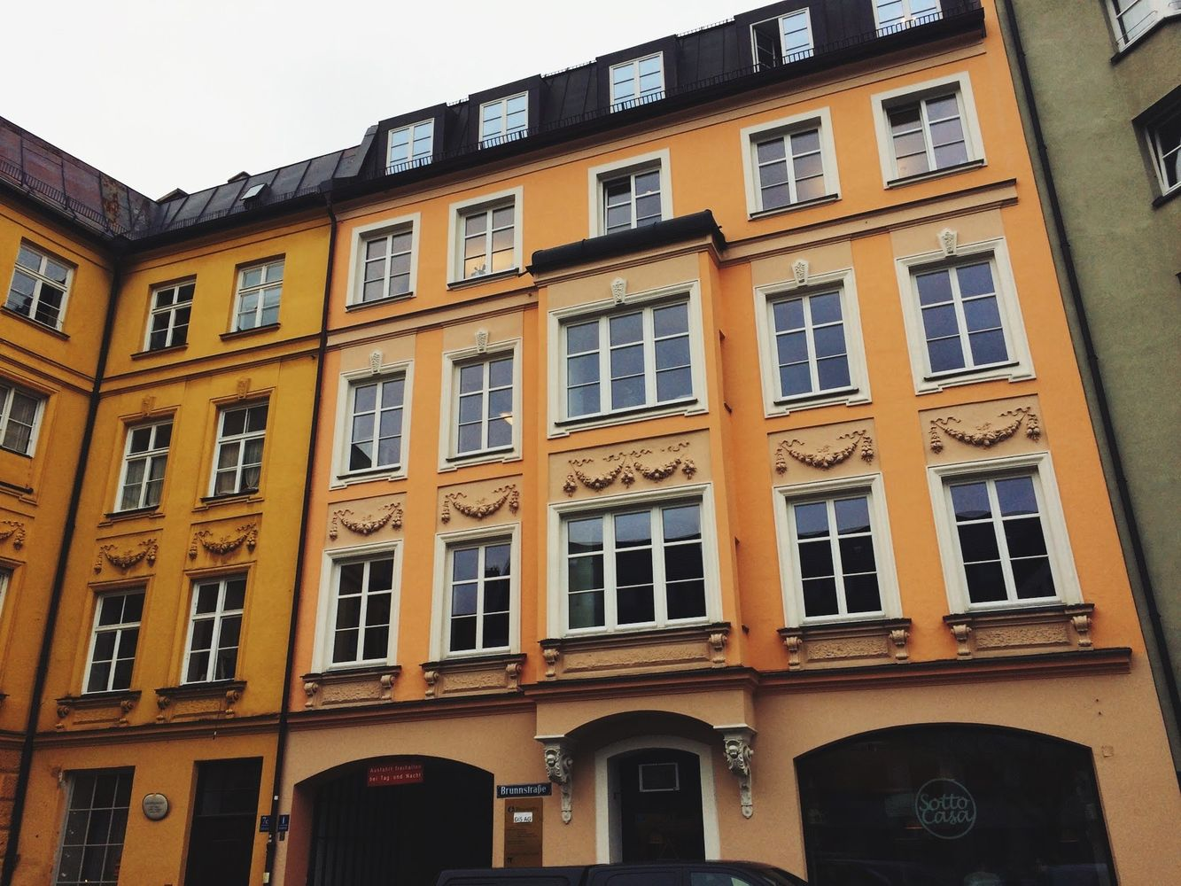Exploring Altstadt, Munich