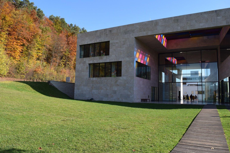 Backyard of Museum Ritter