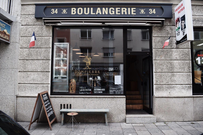 Boulangerie Dompierre
