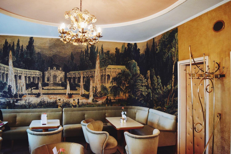 Café Jasmin Munich
