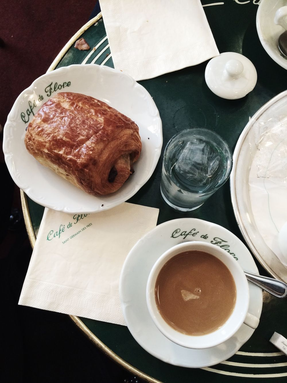 Café De Flore, What to do in Paris France
