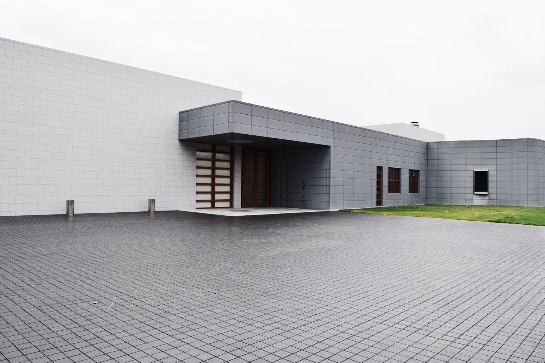 Glenstone Building Entrance