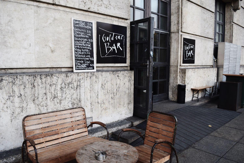 Die Goldene Bar, Munich
