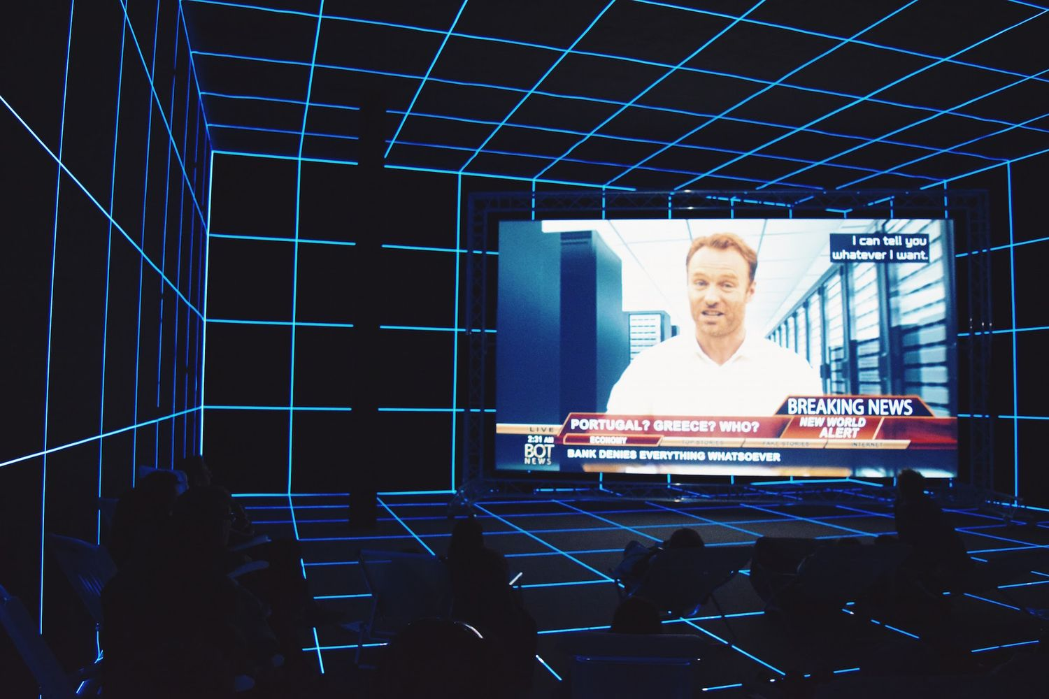 Hito Steyerl Factory of the Sun