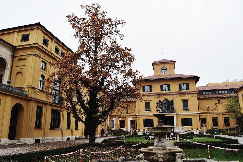 Lenbachhaus Gardens