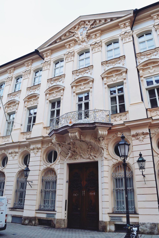 Palais Holnstein, Munich, Germany