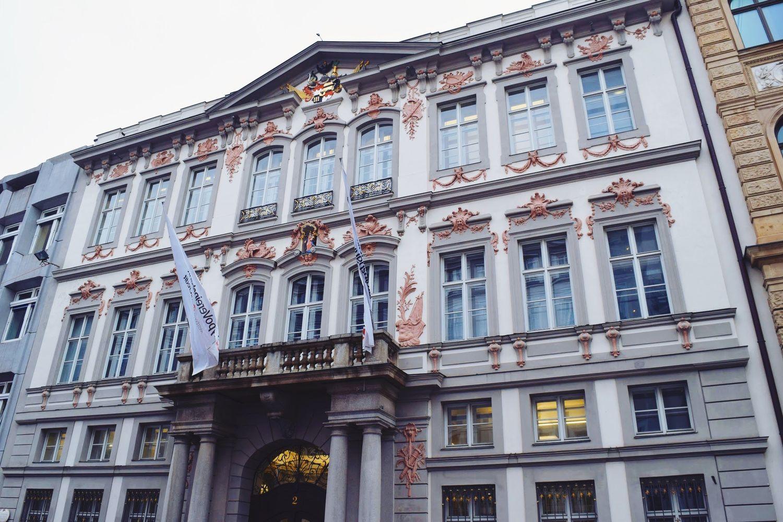 Palais Neuhaus-Preysing, Munich, Germany