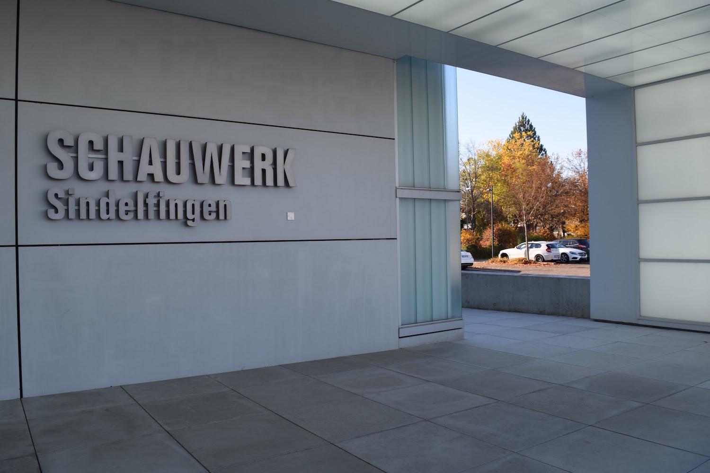 Shauwerk Sindelfingen Entrance