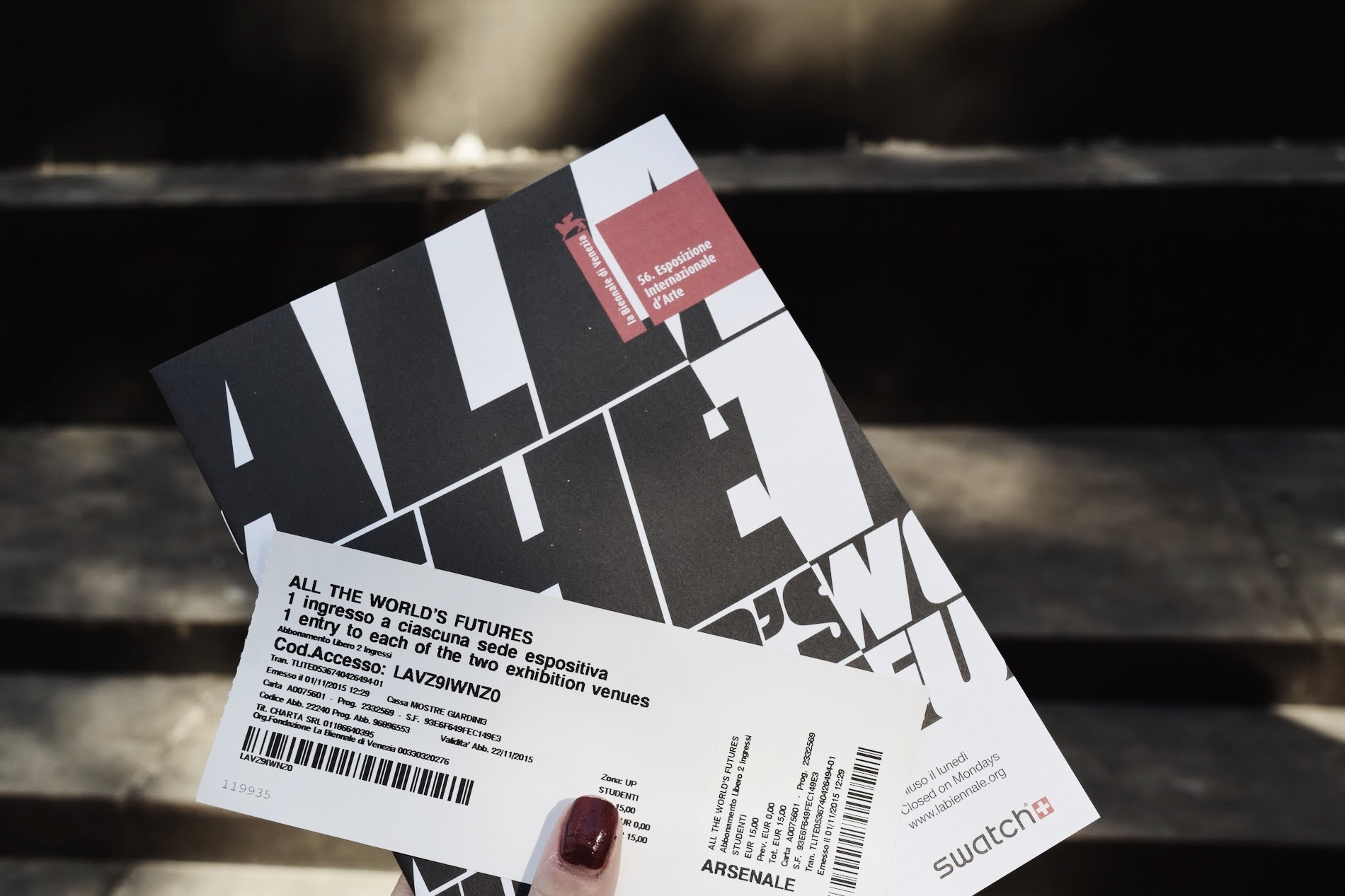 Venice Biennale Tickets and Guide