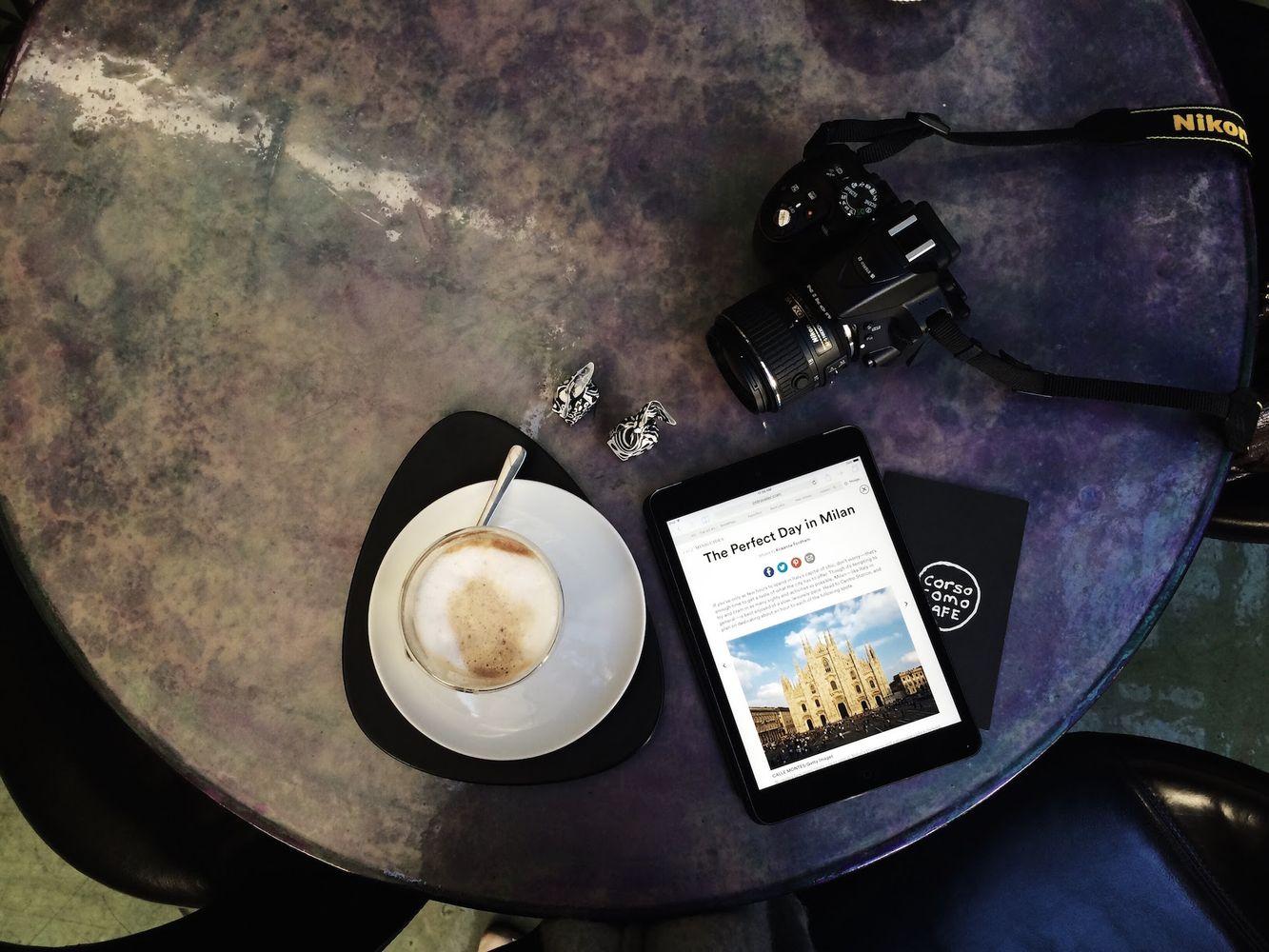 10 Corso Como Café