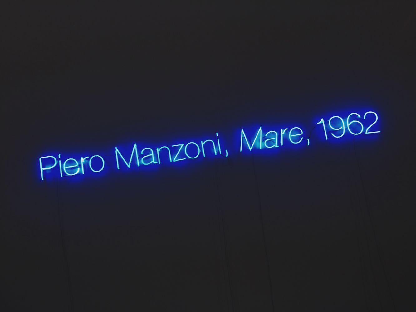Marzia Migliora - Piero Manzoni
