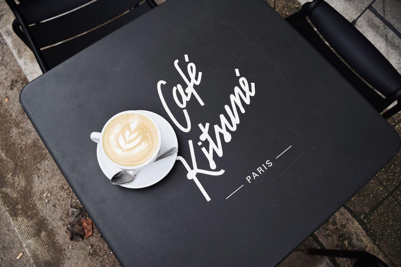 Café Kitsuné, Jardin du Palais-Royal, Paris
