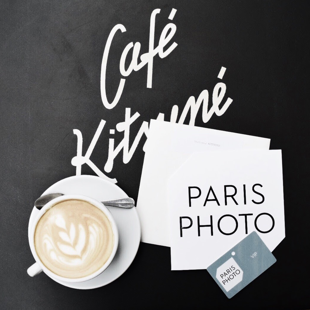 Café Kitsuné Paris Photo