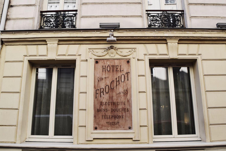 Hotel Rue Frochot