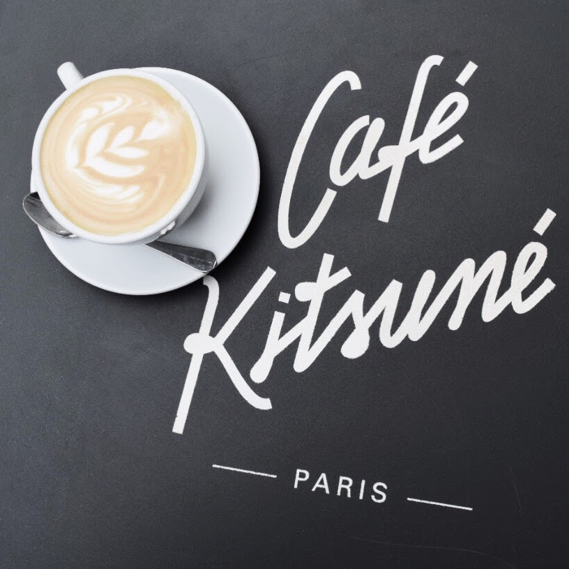 Cafe Kitsune au Palais Royal