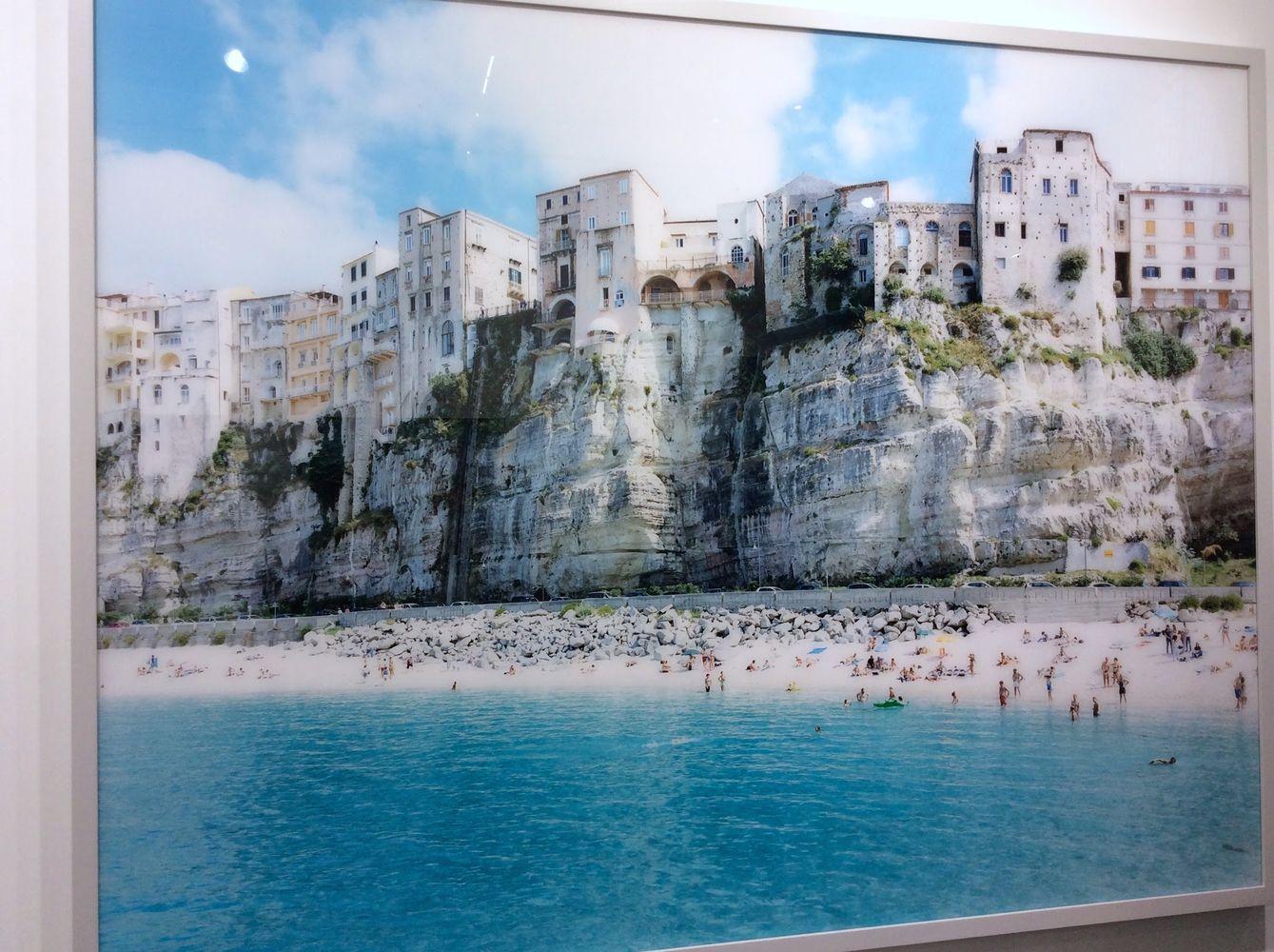 Massimo Vitali, Tropea Stones #4876 Italy