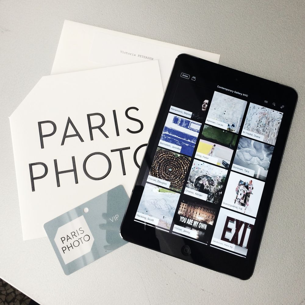 Paris Photo Tickets