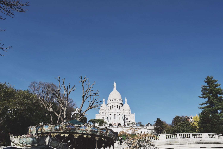 Sacré Coeur Carousel