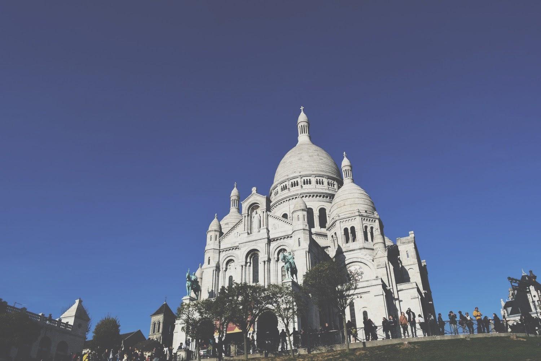 Sacré Coeur Mid-Way