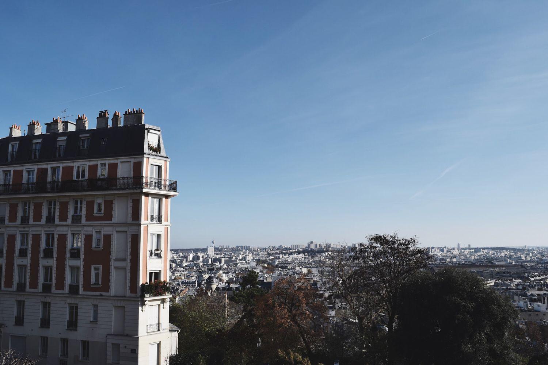 Sacré Coeur View