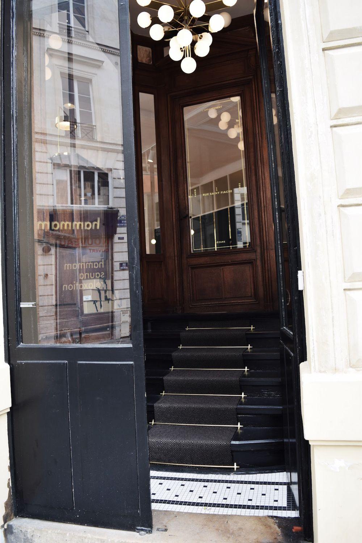 Sézane Entrance