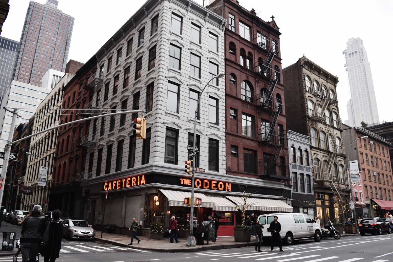Tribeca Photo Diary Odeon