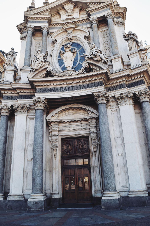 Chiesa di Santa Cristina, Turin, Italy