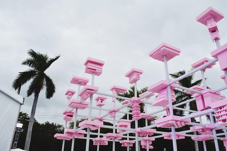 Design Miami UNBUILT Entrance