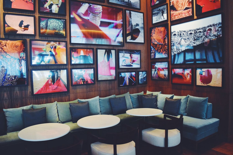The Miami Beach Edition Hotel Lounge