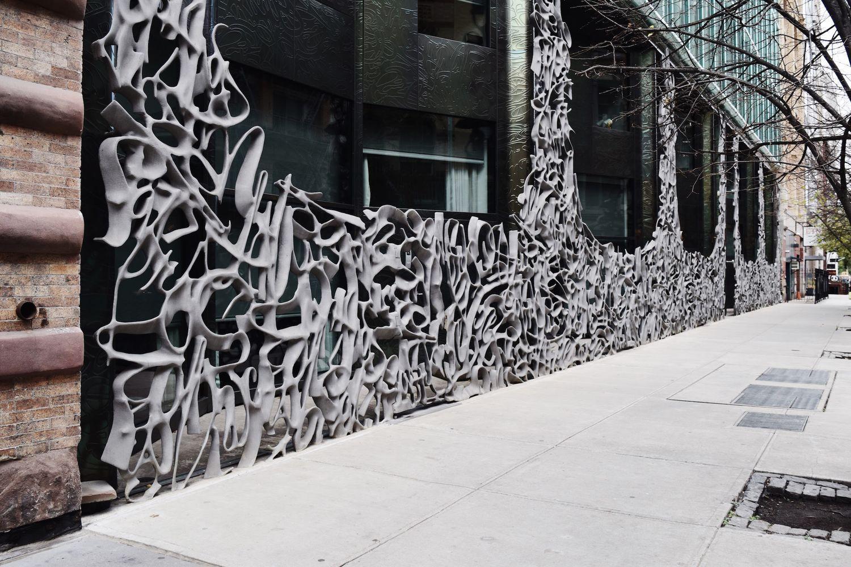 Minimal Architecture Bond Street NYC