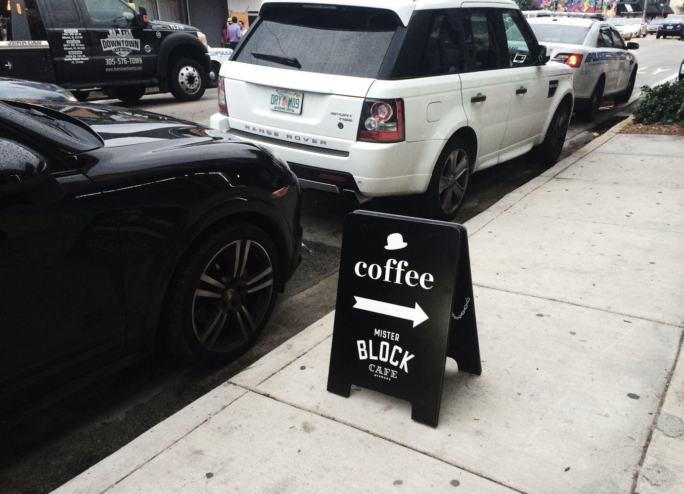 Mister Block Café Miami