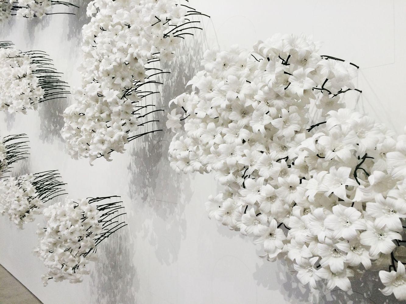 María Fernanda Cardoso, Cementerio—Vertical Garden, 1992